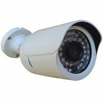 Câmera Segurança Infra Externa + Fonte 12v