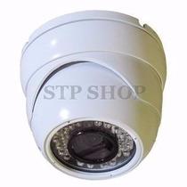 Kit 6 Cameras Dome Infravermelho Ahd M 720p 40 Metros 1.3 Mp