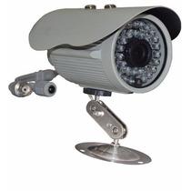 Câmera Para Dvr Ir 30/40m P/ Área Externa 36leds Noturna