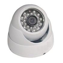 Câmera Dome Infra Super Digital 1/3 2,8mm 800 Linhas Ir Cut