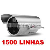 Câmera Infra Vermelho 3 Leds Array 50m Ccd Sony 1200 Linhas