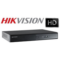 Dvr Turbo Hd Hikvision 8 Canais Grava Hd 720p + 1 Canal Ip