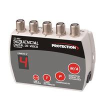 Sequenciador Digital De Video 4x1 Protection Pt460
