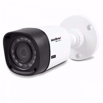 Camera Intelbras Infra Hdcvi 720p Hd Vhd 1010b 3,6 Mm 10 M