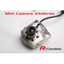 Mini Câmera Day Night Vm 320 Intelbras
