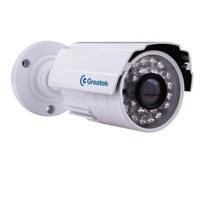 Camera Bullet Externa 800 Linhas Infra 20m Segc8024g Greatek