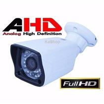 Camera Segurança Infravermelho Ahd M 720p 40 Metros 1.0 Mp