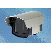 Caixa Proteção Cftv Baby Anodizada 96x90x120mm Aquicompras