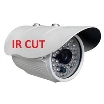 Câmera Monitoramento Infra 1500 Linhas Filtro Ir Cut 60 Mts