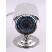 Câmera Cftv Infravermelho 1200 Linhas Ir Cut 48 Leds 3,6mm
