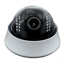 Camera Dome Vigilância Visão Noturna Segurança Led Dvr Alone