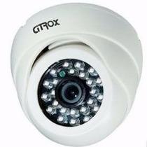 Câmera Dome Citrox Infra 20m 600 Linhas
