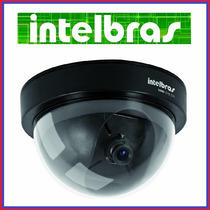 Mini Camera Dome Intelbras Day Night Ccd Sony Vmd 210 - 3003