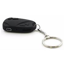 Chaveiro Espião Camera Espiã Controle Resolução + Micro 8gb