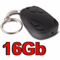 Chaveiro Espião 16gb Camera Melhor Preço Do Mercado Livre