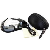 Óculos Espião Com Camera Espiã, Modelo Social Muito Discreto