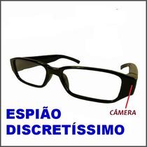 Óculos Espião Com Qualidade 720x480; Imperceptível. Discreto