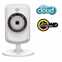 Camera Ip Wireless Cloud D-link Dcs-942l Zoom Noturna Grava