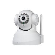 Camera Ip Wireless Sem Fio 1.0 Megapixel P2p Qualidade Hd+sd