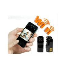 Câmera Espiã Mini Dv Com Ip Wifi P2p Conexão Ios Android