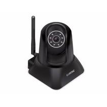 Comtac Câmera Ip De Monitoramento Remoto Wi-fi 9267 Preta