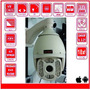 Câmera Speed Dome Ip Hd Forvision Zoom18x 1.3mpixel Ir Onvif