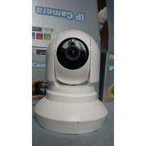 Camera Ip Sem Fio Resolução Hd 1280x960 Wi-fi Noturna Audio