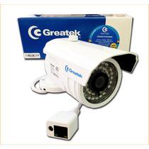 Câmera Ip Externa Greatek 2 Megapixel 1280x1080p Onvif 2.2