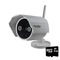 Camera Ip Externa Wifi Megapixel Onvif Com Nvr Sdcard 8gb