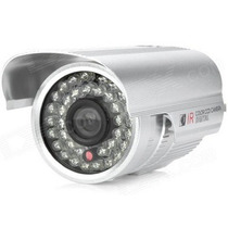 Câmera Infra Cmos 1/4 20 Mts 36 Leds Ntsc - Sem Suporte