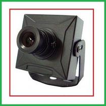 Mini Micro Câmera Daynight Ccd 1/3 Sony 600 Linhas 0,01 Lux