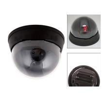 Câmera De Segurança Fake Sensor De Movimento + Led