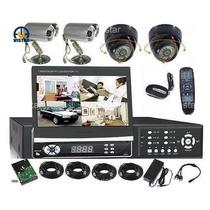 Instalação E Configuração Câmeras De Segurança E Vigilância