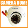 Camera Dome Ir Externa Greatek Segc-7620d 3.6 Mm 760 Linhas