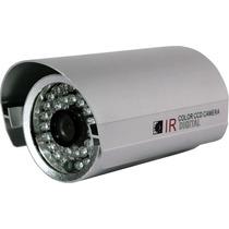 Câmera De Segurança Ccd Aprica 1000tvl 36 Leds I-v 30m