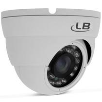 Câmera Segurança Residencial Monitoramento Dome Lbsat Lbj303