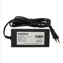 Fonte Eletrônica Para Cftv 12v 5a Compacta Mcm