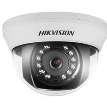 Camera Infra Dome Hikivision 600 Linhas 2.8 Mm