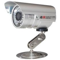 Kit 4x Camera Ccd Infra Vermelho 36 Leds 30mts 1000tvl