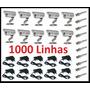 10 Cameras De Segurança Infra 36 Led Day/night 1000 Linhas