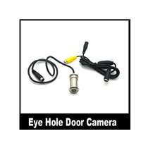 Camera De Segurança Com Olho Mágico