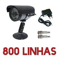 Camera Segurança Residencial Infra Digital 36 Leds