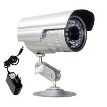 Câmera De Segurança Interna E Externa Com Leds Infravermelho