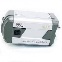 Câmera Profissional Topway Max Cp47 1/3 700l Sony C/ Lente