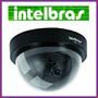 Mini Camera Intelbras Dome Day Night Ccd Sony Vmd 210 20mts