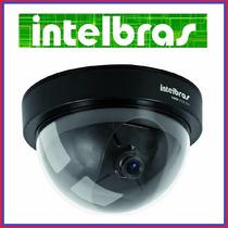 Mini Camera Dome Intelbras Day Night Ccd Sony Vmd 210 -- 320