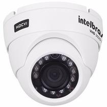 Camera Infra Intelbras Hdcvi 720p 20ir Hd Vhd 3020d 2.8mm