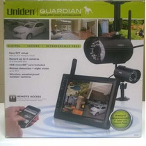 Kit Monitoramento Uniden Câmeras Wireless