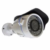 Câmera Infravermelho Cftv 50mt Ccd Digital 700 Linhas +fonte