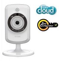 Camera Cloud Wireless Com Visão Noturna E Gravação